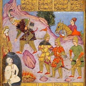 Bijan & Manijeh of Shahnameh