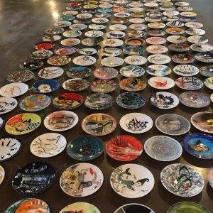 '1001 Plates'