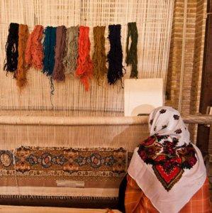 Documentary on Blind Carpet Weavers