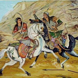 Ketabsara Publishes Talat  Bassari's 'Women in Shahnameh'