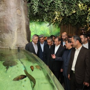 Aqua-Project Launched in  North Iran