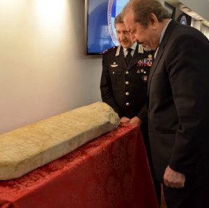 Historical Tombstone to Return Home