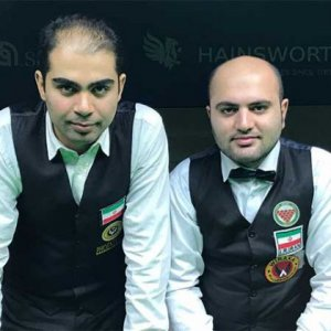 Snooker Team Finishes 4th  in Qatar World Team Cup