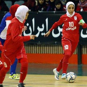 Women Futsal Team in 2 Matches Against Russia
