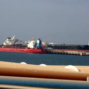 Crude Exports From Iran's Kharg Terminal at 2.2m bpd