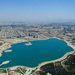 Tehran's Chitgar Lake  No Threat to Kan River