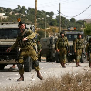 Israeli Soldiers Kill Palestinian Teen