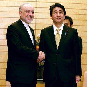 Japan Seeks Better  Ties After JCPOA
