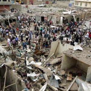 """Civilian Suffering in Yemen  """"Unprecedented"""""""