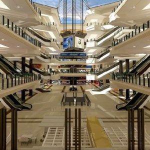 Tehran Teeming With Shopping Malls