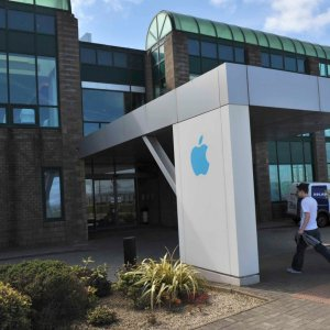 Apple's Europe Data Centers to Run on Renewables