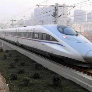 China Opening High-Speed Rail Link to N. Korea