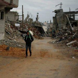 Hamas Accuses Egypt of Firing Into Gaza