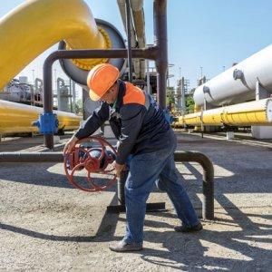 Russia, Ukraine in Talks  over Winter Gas