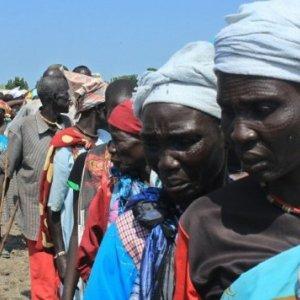 40,000 Starving in S. Sudan