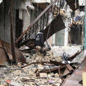Syria to Study Aleppo truce Plan