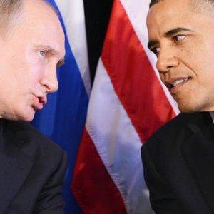 Obama, Putin Discuss Syria, Ukraine in Paris