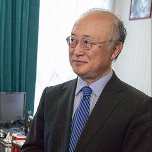 Amano: IAEA Work on Iran Not Over
