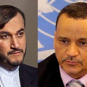 Deputy FM, UN Envoy Discuss Yemen