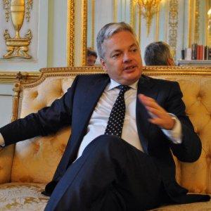 Belgium Eyes Closer Cooperation