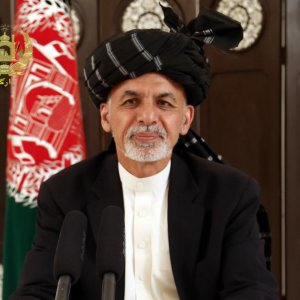 Ghani Thanks Leader