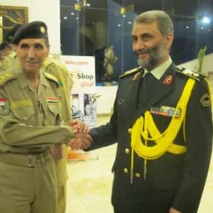 Border Security Talks With Iraq