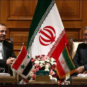 Iran-Iraq-Syria Coop. Could Restore Calm to Region