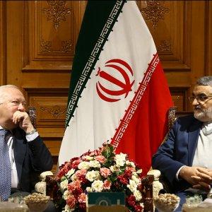 Iran Seeks Reasonable Relations With Europe