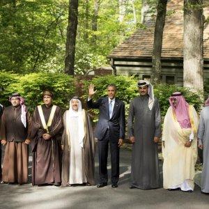 Obama Wins Arab Support for Iran Talks