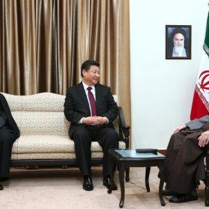 Iran, China Forge Strategic Partnership