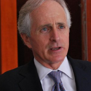 Corker: Iran Vote Not Likely Until Sept.