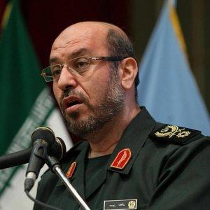 Defense Chief in Baku