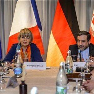 P5+1 Talks in Vienna