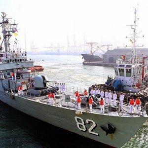 Naval Fleet  in Jakarta