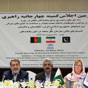 Tehran Meeting on Afghan Refugee Repatriation