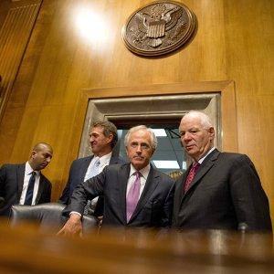 Republicans Push Senate Dems on Iran Bill
