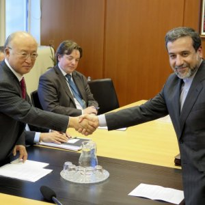 Iran, IAEA to Prepare for Final PMD Phase