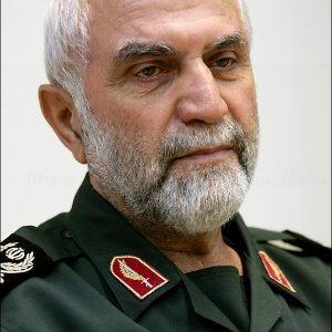 IRGC General Martyred in Syria