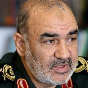 IRGC General Explains Military Presence in Syria
