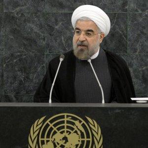 Professor Praises Rouhani's UN Speeches