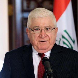 Iraq President's Schedule