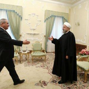 Jordan  Calls for Arab-Iranian Dialogue