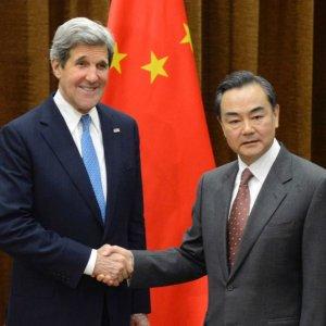 Kerry, Wang Discuss JCPOA