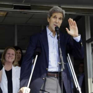 Kerry Set to Join Nuclear Talks