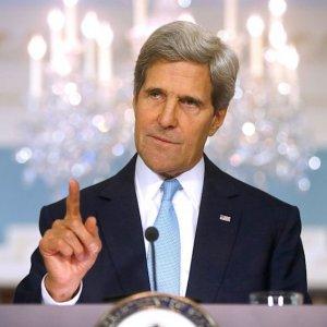 Kerry Encourages  Tehran-Riyadh Dialogue