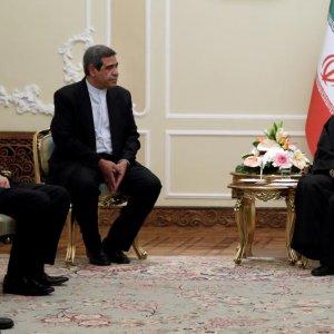 Tehran, Seoul Aim for Enhanced Ties