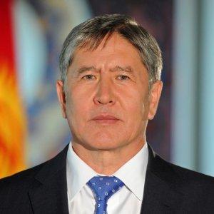 Kyrgyz President Offers Congratulations