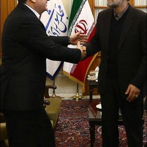 Speaker, Syria Envoy Confer