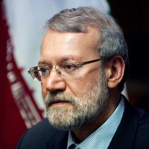 Larijani, Turkish Counterpart Confer