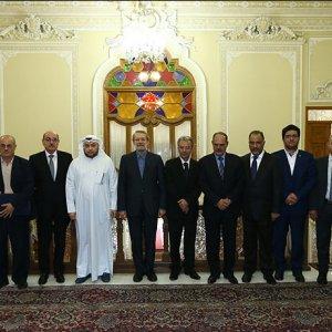 Larijani Reasserts Cordial Ties With Arab States